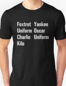 Military Salute T-Shirt