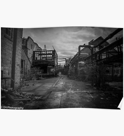 Warehouse District Poster