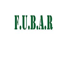 F.U.B.A.R by TOM HILL - Designer