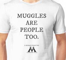 Muggles Unisex T-Shirt