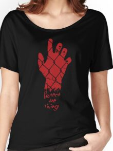 PROTECT THE LIVING Women's Relaxed Fit T-Shirt