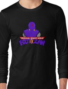 ROBOT NINJA Long Sleeve T-Shirt