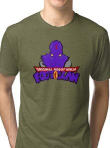 ROBOT NINJA Tri-blend T-Shirt