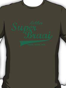 Lekker SuperBraai T-Shirt