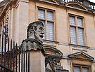 Sheldonian Theatre, Oxford by buttonpresser