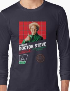8 Bit Brule Long Sleeve T-Shirt