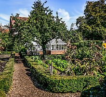 Behind the Walled Garden by Chris L Smith