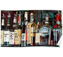 One Shelf Without Tequila Poster
