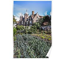 Stately Home Onions Poster