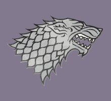 Game of Thrones … Dire Wolf by OliveB