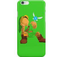 The Legend of Zelda - Link & Navi iPhone Case/Skin