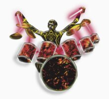 Drummer by Bluesax