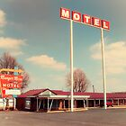 Munger Moss Motel  by Rob Hawkins