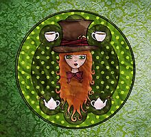 The Hatter by zombalex