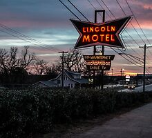 Lincoln Motel   by Rob Hawkins