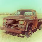 Dodge Truck  by Rob Hawkins