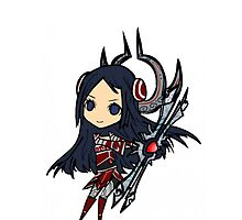 Irelia Chibi by Runehise