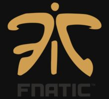 Fnatic Gaming T-Shirt  by AiasiethRB