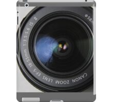 In to the lens  iPad Case/Skin