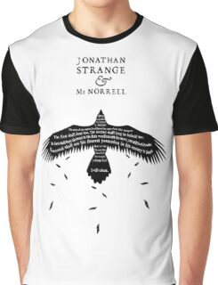 Jonathan Strange & Mr. Norrell Graphic T-Shirt