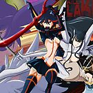 Kill la Kill by Kyousuke Imadori