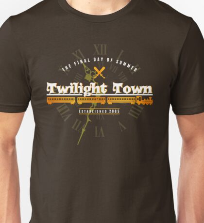 Twilight Town Unisex T-Shirt