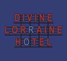 Divine Lorraine Hotel by southfellini