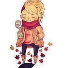 Fall, Coffee , Leaves by espressocat