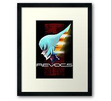 REVOCS Kill la Kill Framed Print
