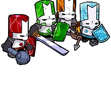 Castle Crashers! by Cookied9