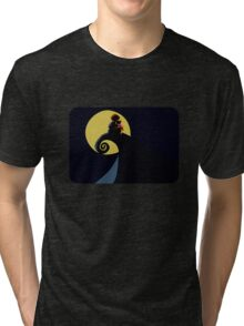 Nightmare at the Acre Wood. Tri-blend T-Shirt