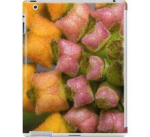 Lantana Flower (Immature Blooms) iPad Case/Skin