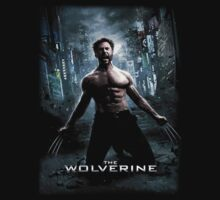 The Wolverine (1) by OliveB