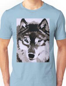Wolf Ink. Unisex T-Shirt