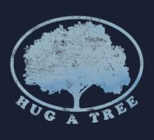 Hug a Tree Kids Tee