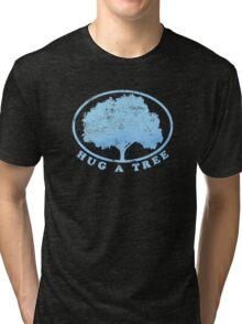 Hug a Tree Tri-blend T-Shirt