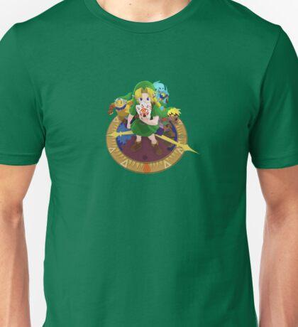 Legend Of Zelda - Majora's Mask Unisex T-Shirt