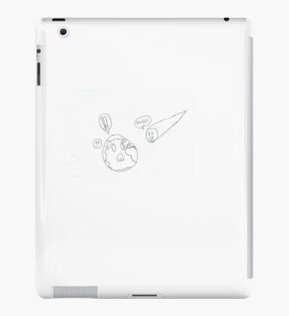 Death By Hugs iPad Case/Skin