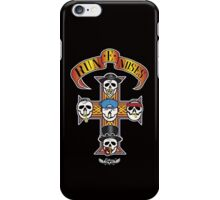 Run E Noses iPhone Case/Skin