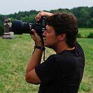 My Photographer by Dana Horne