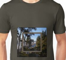 awesome ruby beach, wa (2x square) Unisex T-Shirt