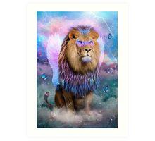 The Strongest Souls Emerge • (King of Dreams) Art Print