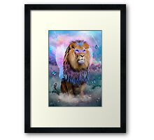 The Strongest Souls Emerge • (King of Dreams) Framed Print