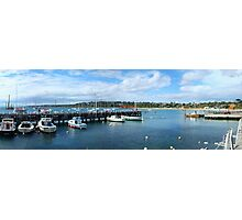 Mornington Harbour, Victoria Photographic Print