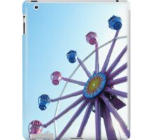 whirl iPad Case/Skin