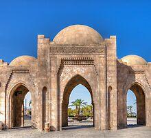 Egyptian Mosque.  by NPetridesPhotog