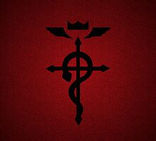 Fullmetal Alchemist by FanmadeStore