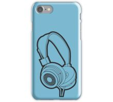 Headphones iPhone Case/Skin