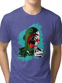 Algeria Scream Tri-blend T-Shirt