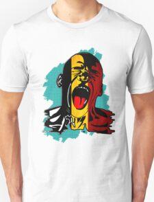 Belgium Scream T-Shirt